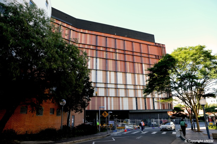 UNSW Biological Sciences Building